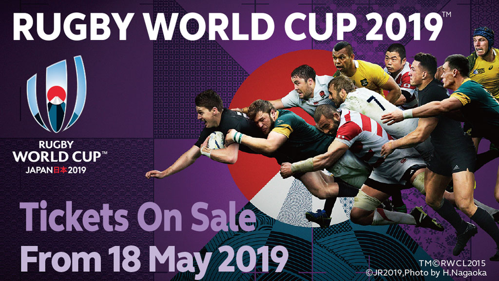 Buy your rugby tickets